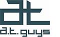 A. T. Guys logo.