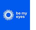 Be My Eyes logo.