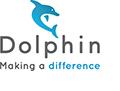 Dolphin logo.