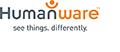 Humanware logo.