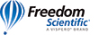 Freedom Scientific logo.